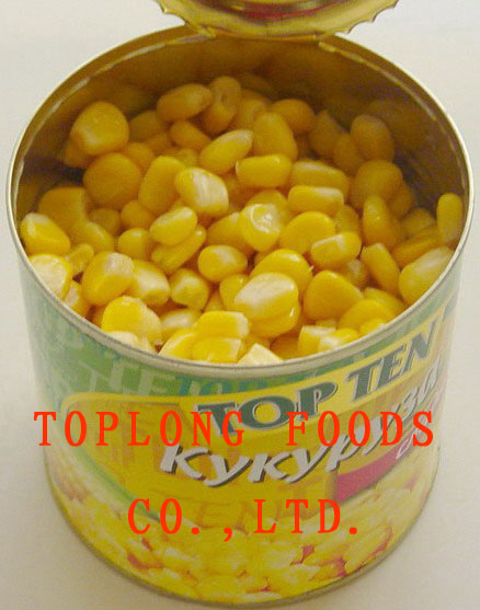 Canned Sweet Corns